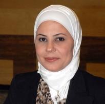 Minister of social affairs Dr. Kinda al -Shammat