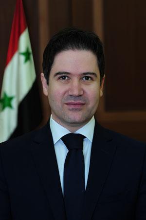 وزير السياحة بشر رياض يازجي
