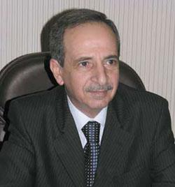 Deputy Prime Minister for Services Affairs, Minister of Local Administration Eng. Omar Ibrahim Ghalawanji